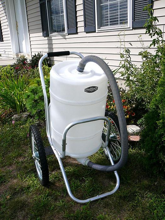 Smart Water Cart Wheelbarrow For Garden, Stable, Lawn, Marina. Garden Carts  U0026 Utility Carts From PPM