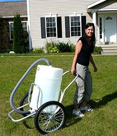 Stable Cart Wheelbarrows